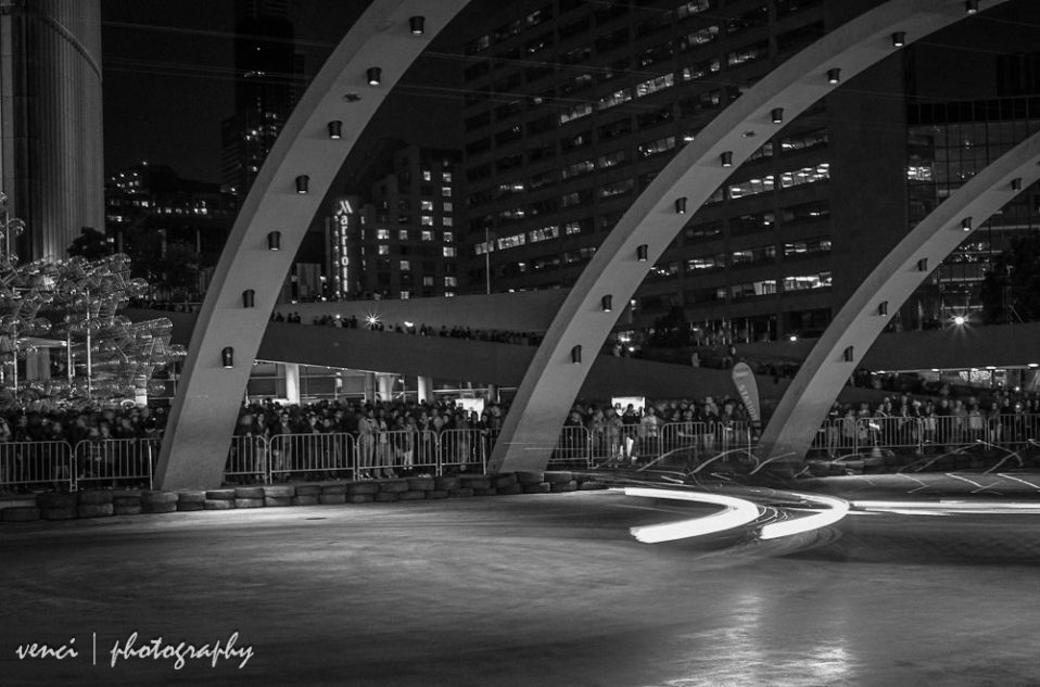 Nathan Phillips Square, Toronto, Nuit Blanche