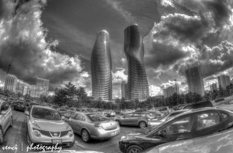 Merylin Monroe Towers, Mississauga