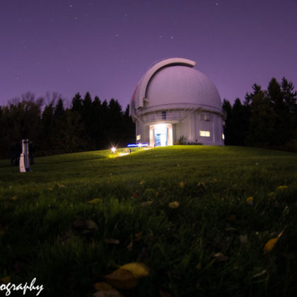 David Dunlap Observatory, Markham, Ontario