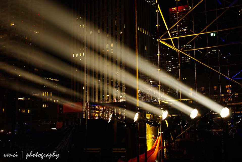 night shot, Toronto
