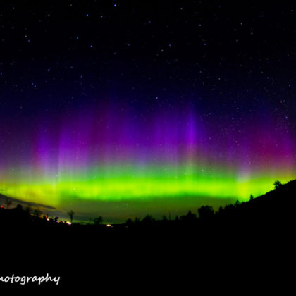 Northern Lights, Ontario
