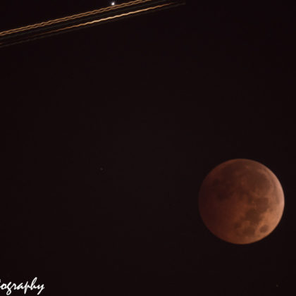 Blood Moon, Moon Eclipse