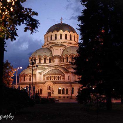 Alexander Nevski Cathedral, Sofia