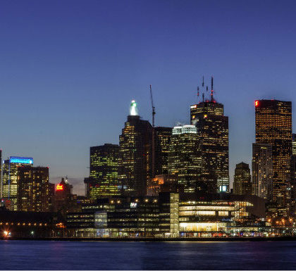 Toronto, Sky Line